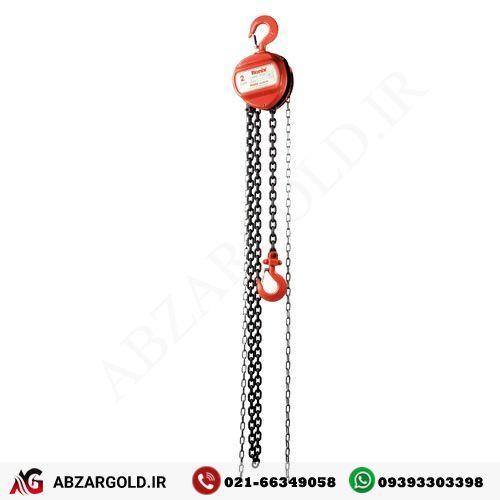 جرثقیل زنجیری 1 تن رونیکس RH-4102