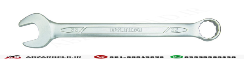 آچار یک سر رینگ 18 هیوندای HT-1318