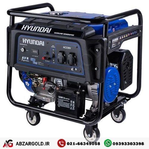 موتوربرق هیوندای مدل HG 8525