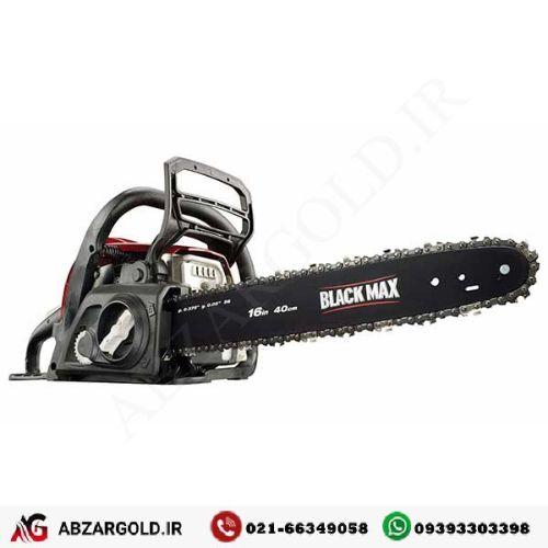 اره زنجیری بنزینی بلک مکس مدل BMCS4240T