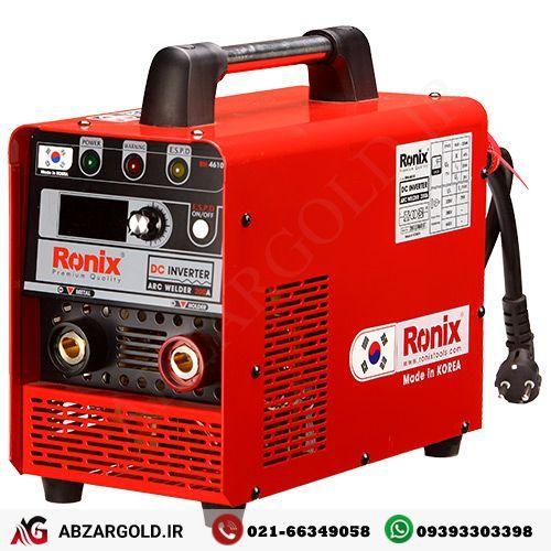 اینورتر جوشکاری 200 آمپر رونیکس RH-4610