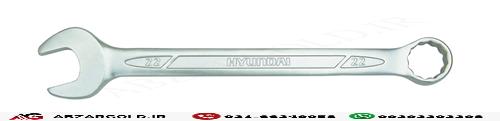 آچار یک سر رینگ 17 هیوندای HT-1317