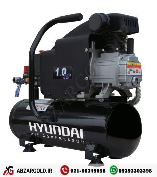 کمپرسور هوای 10 لیتری هیوندای AC-1010