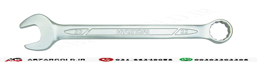 آچار یک سر رینگ 27 هیوندای HT-1327